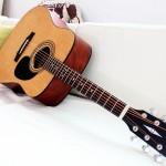 Сколько стоит акустическая гитара?