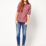 Что можно носить с джинсами?