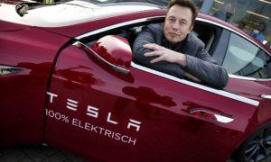 Тесла и Элон Маск