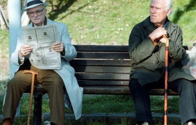 Пенсионер переезжает в москву