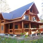 Сколько стоит построить деревянный дом?