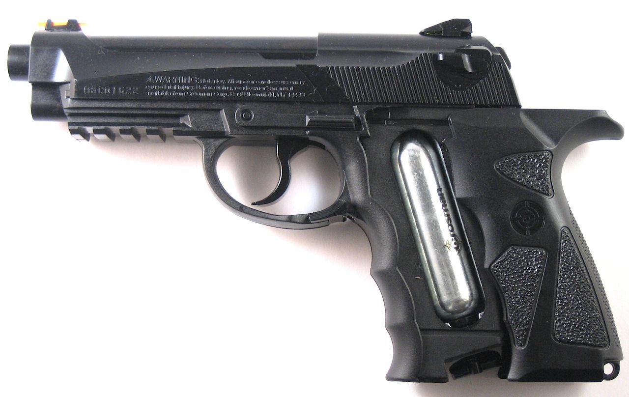 Сrosman С 31, газовый тип