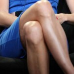 Почему беременным нельзя сидеть нога на ногу?