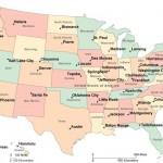 Сколько штатов в Америке?