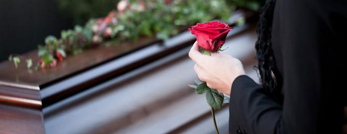 К чему снится похороны?