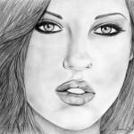Как рисовать лицо?