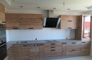 Кухни эконом с фасадами из ЛДСП