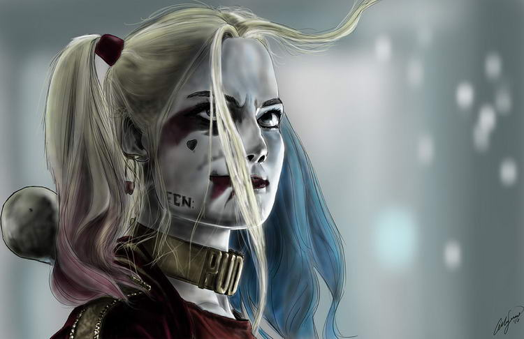 harley_and_her_bat_by_allengrimes-d9r8pad