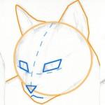 Как нарисовать кота?
