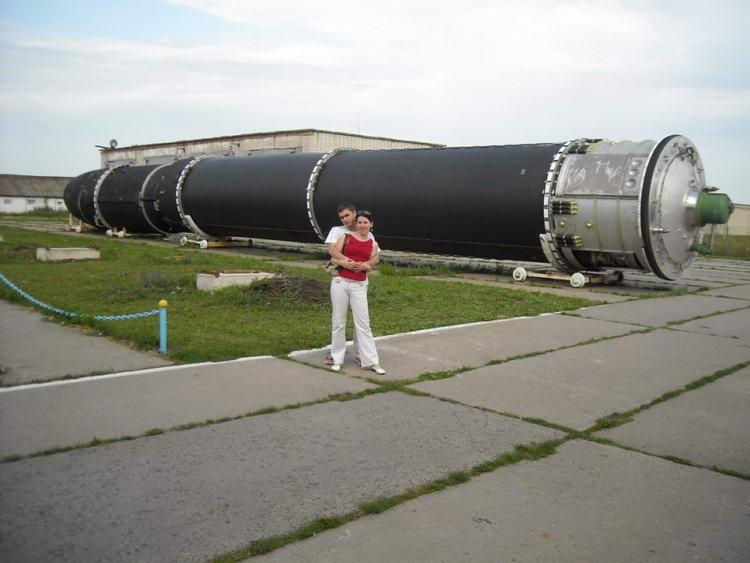 ядерна ракета СС-18 Сатана