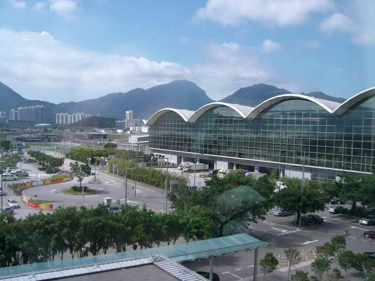 аэропорт Чек Лап Кунг