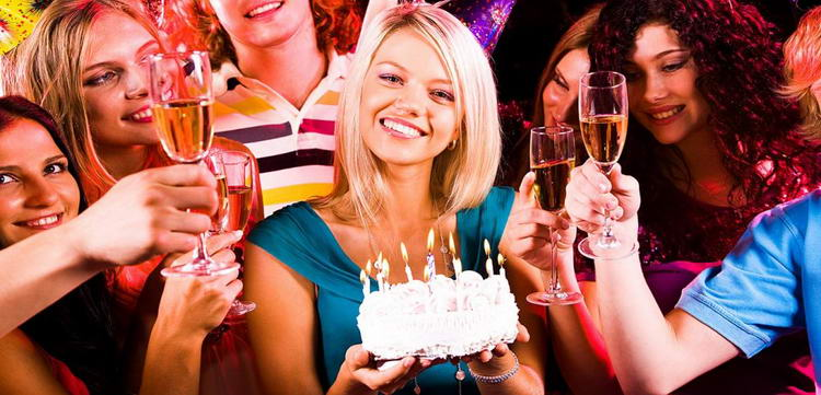 Конкурсы на троих человек на день рождения