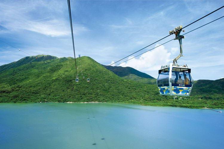 Путь из Гонконга в Лантау
