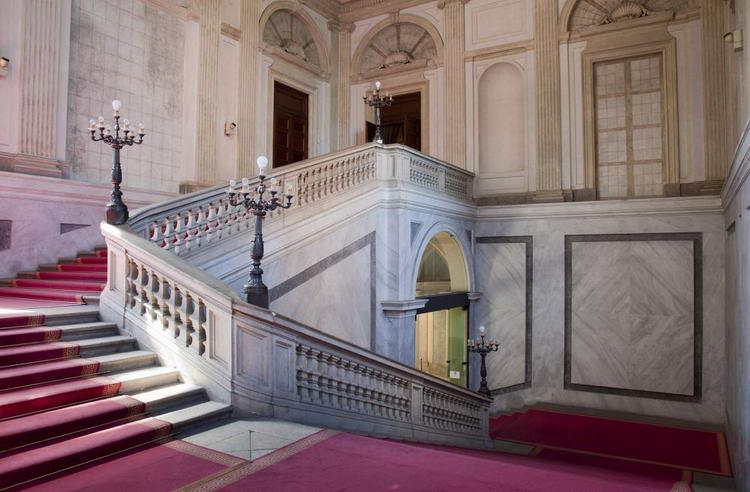 Королевский дворец в милане