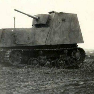 Эрзац-танк (Применение гражданской техники в военных действиях)