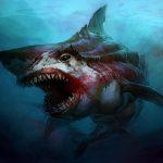 Ужасы про акул