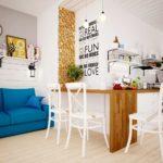 Скандинавский стиль в интерьере квартире