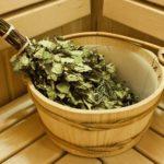 Как сушить веники для бани из березы?