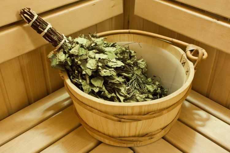 Как сушить веники для бани