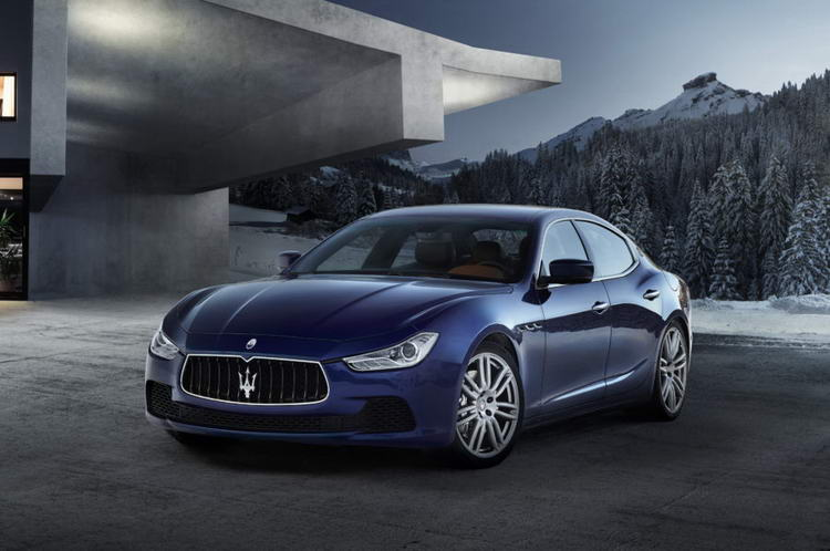 Maserati Ghibli - S Q4