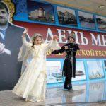 Население Чечни