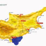 Где находится Кипр?