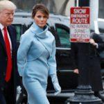 Жена Трампа: Меланья