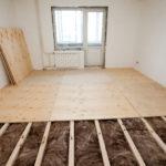 Звукоизоляция пола в квартире
