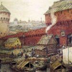 Почему город Москва так называется?