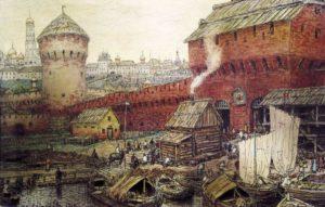 21 июня 1547 года Москва