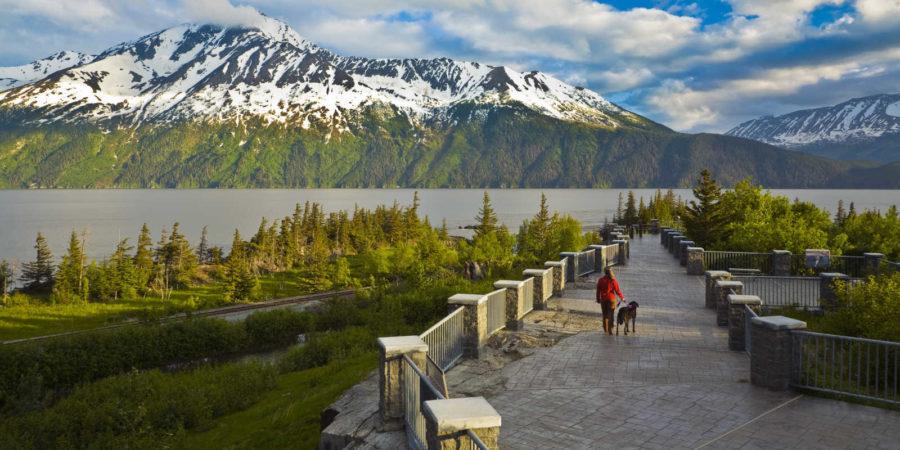Виды Аляски