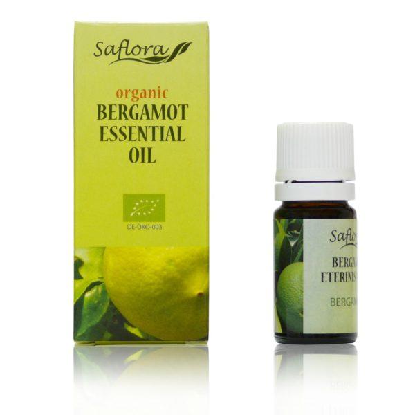 Эфирное масло с бергамотом