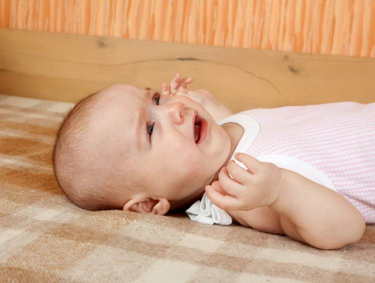 Как бороться с молочницей у ребёнка