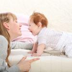 Как правильно воспитать ребёнка до года (+ видео)