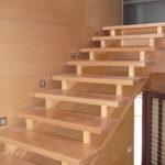 Как сделать деревянные ступеньки (+ фото, видео)