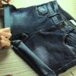 Как сделать шорты из джинс (+ фото, видео)