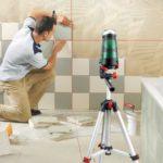 Как правильно класть плитку на стены (+ видео)