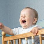 Что делать, если ребёнок плачет (+ видео)