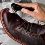 Правильный уход за обувью (+ видео)