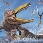 Умели ли динозавры плавать?