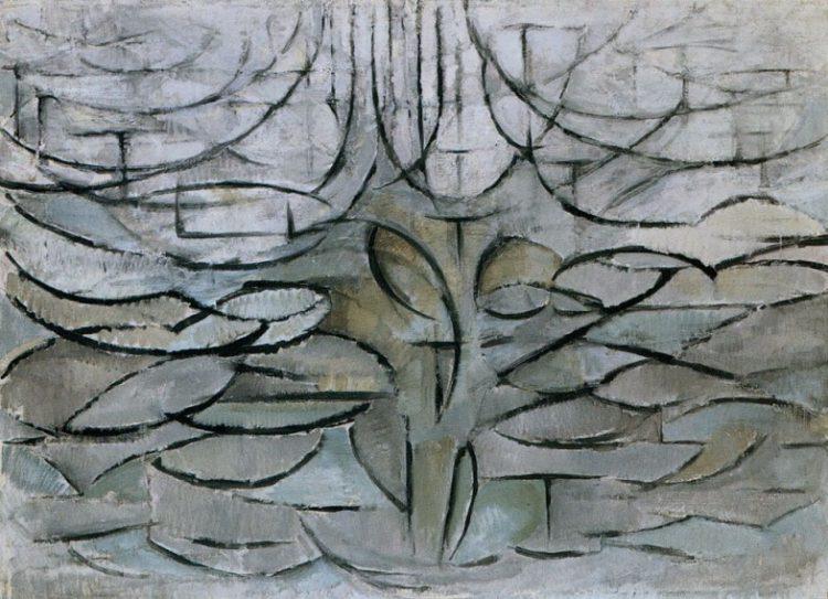 «Серое дерево» (1912)