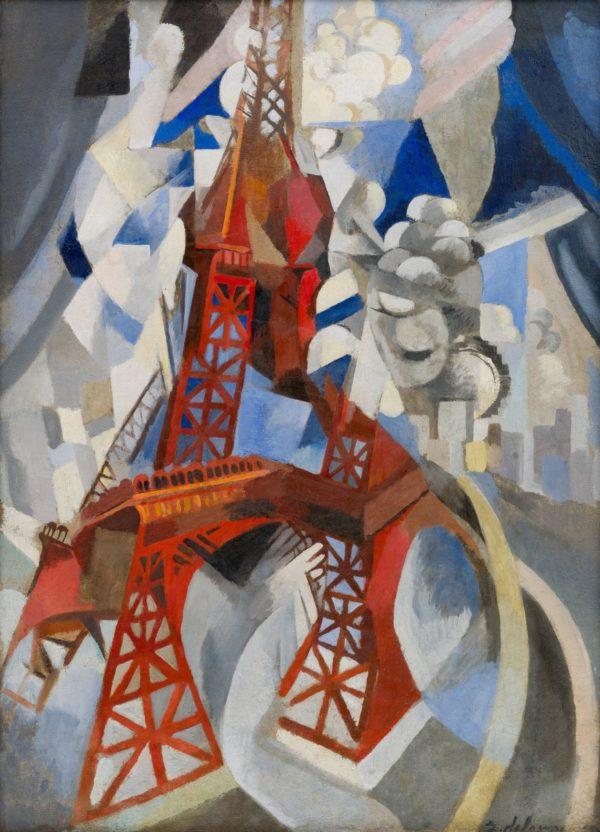 «Эйфелева башня» (1911)