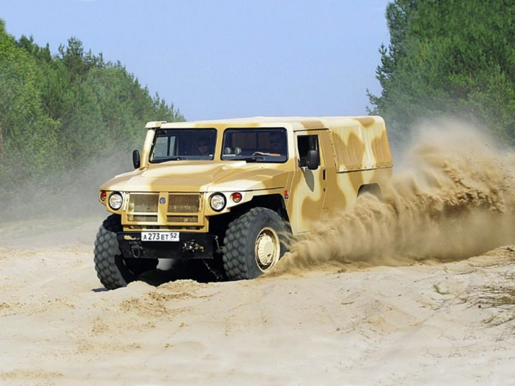 ГАЗ-2975 «Тигр»