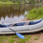 Сколько стоит резиновая лодка?