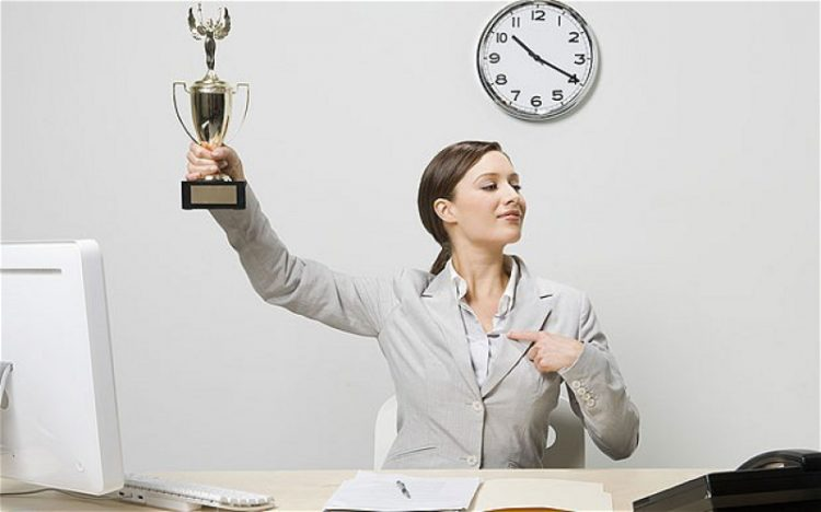 В связи с чем можно наградить работника