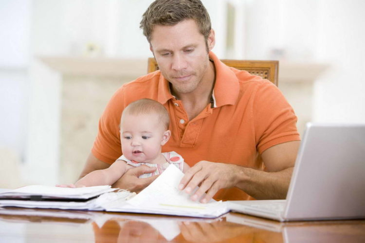 претендует ли ребенок после развода конце концов