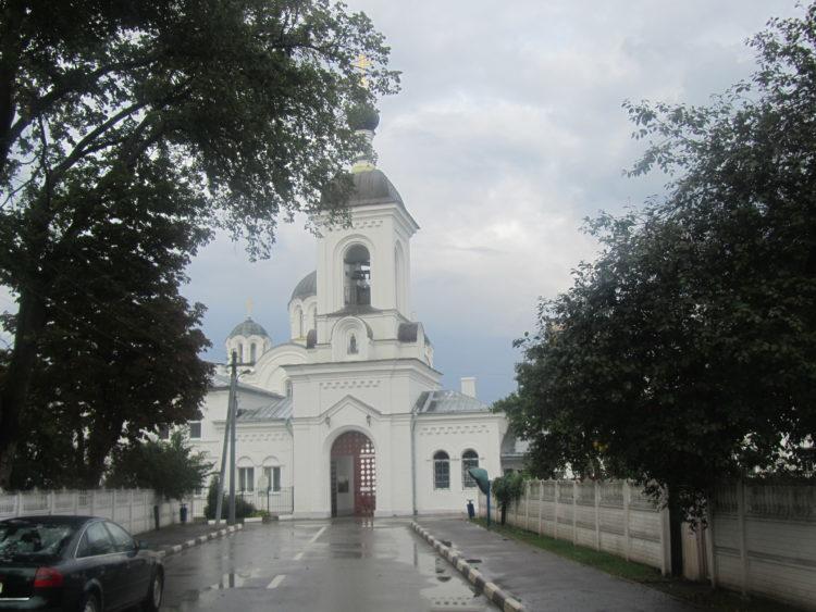 Манастыр заснаваны Святой князёўнай Ефрасінняй Полацкай