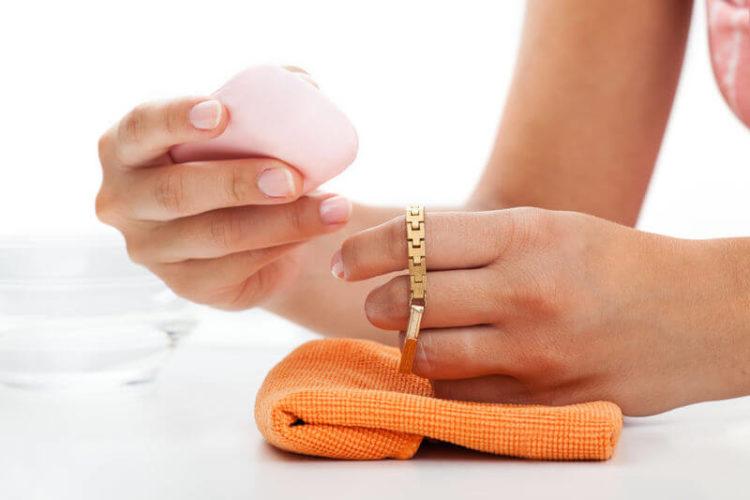Как почистить браслет в домашних условиях 352