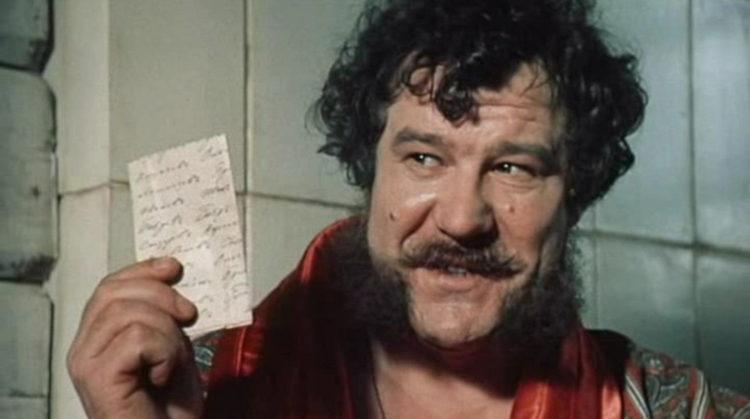 Кадр из сериала «Мёртвые души» (1984)