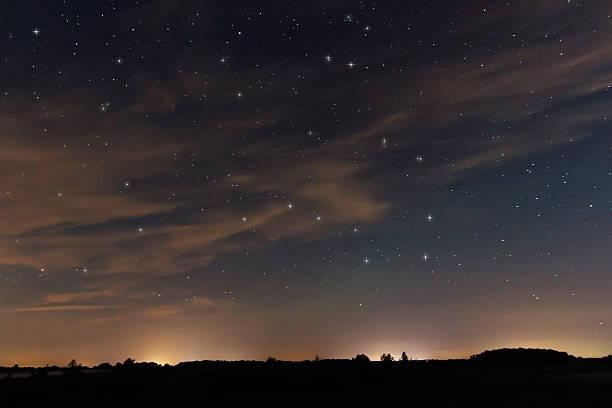 В каком созвездии находится полярная звезда ответы